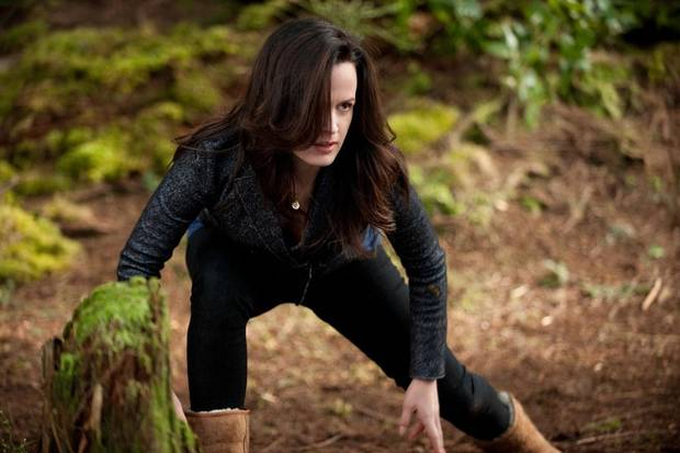 Elizabeth Reaser appears in a scene from &quot;The Twilight Saga: Breaking Dawn - Part 2.&quot; Summit Entertainment photo &lt;strong&gt;&lt;/strong&gt;