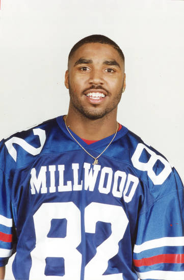 Mandrell Dean, Millwood High School football player