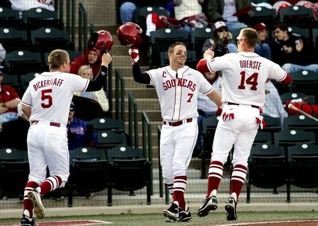 OU rolled over Hofstra for four wins this weekend / Photo by Steve Sisney