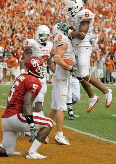 OU vs. Texas football