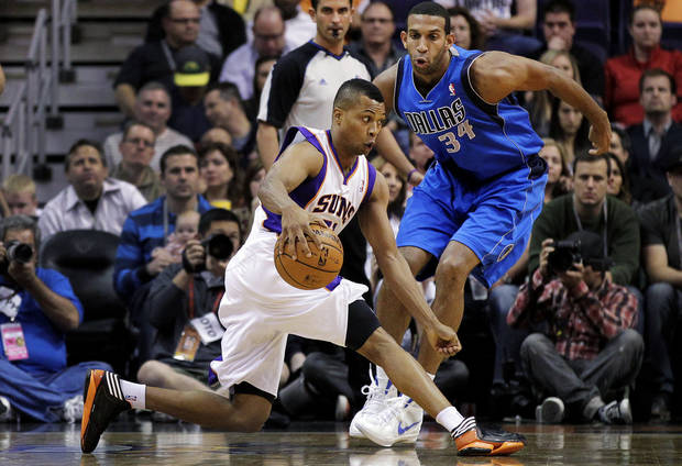 The Thunder made the Sebastian Telfair signing official on Tuesday. (AP Photo/Matt York)