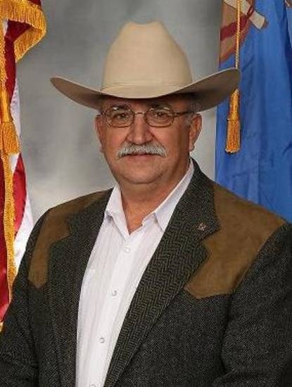 Randall Edwards Canadian County sheriff incumbent