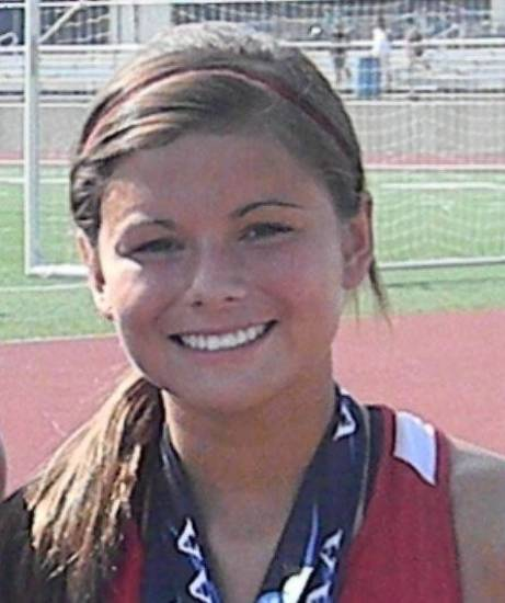 GIRLS HIGH SCHOOL TRACK: Katelyn Whitekiller, All-City track