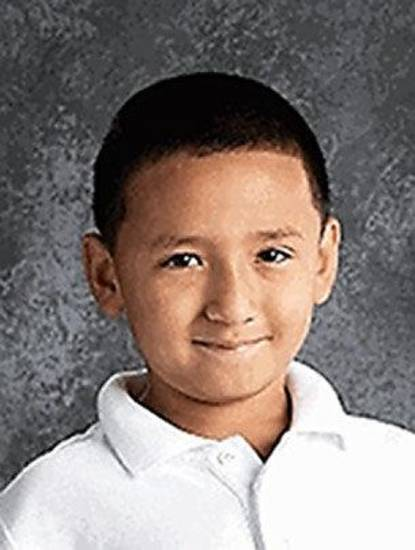 Adrian Roberto Avalos, 7, was found dead after a house fire late Sunday night April 28, 2013. Police have ruled it a homicideHe was in the first grade at Coolidge Elementary, said Kathleen Kennedy, a spokeswoman for Oklahoma City Public Schools.