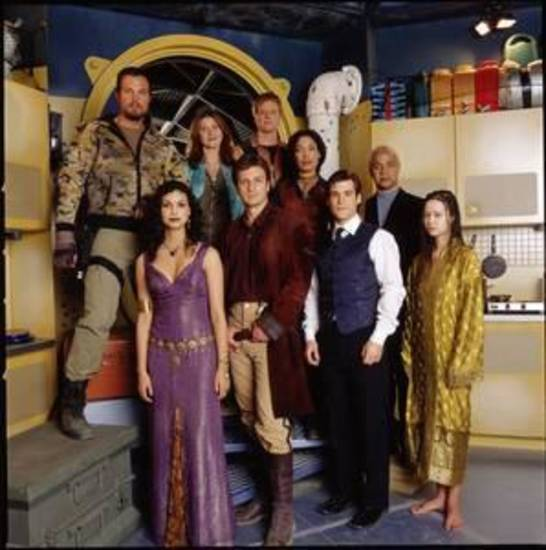 Firefly cast - Provided Photo