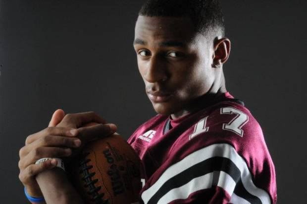 OU signee Trey Metoyer is likely to miss the start of practices with the Sooners. Metoyer is taking classes at Tyler Junior College in an effort to qualify academically. PHOTO COURTESY TYLER MORNING TELEGRAPH <strong>Jaime R. Carrero</strong>
