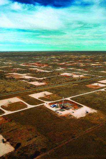 SandRidge Energy Inc. is the most active driller in the Central Basin Platform of Texas' Permian Basin. <strong>John Jernigan - provided</strong>