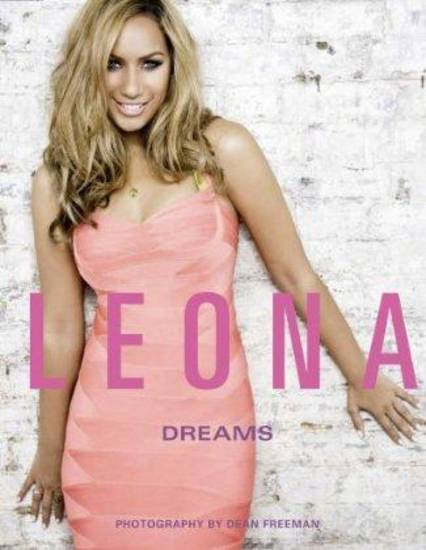 The cover to Leona Lewis' autobiography. The book will be in stores Thursday (Oct. 15).