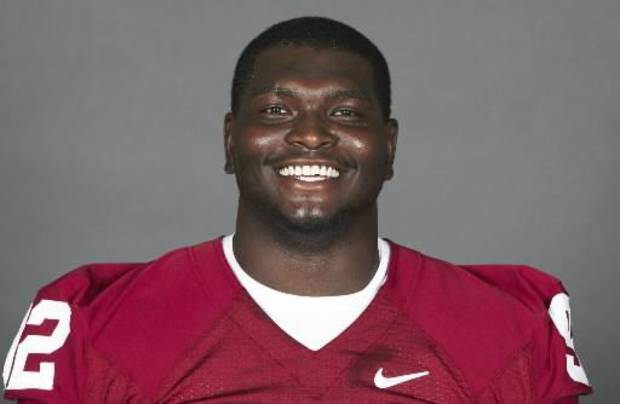 Former Oklahoma defensive tackle Stacy McGee will play in the Casino Del Sol College All-Star Game on Friday in Tucson, Ariz.