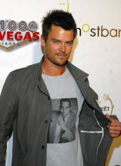 Josh Duhamel (AP Photo/Jacob Kepler)
