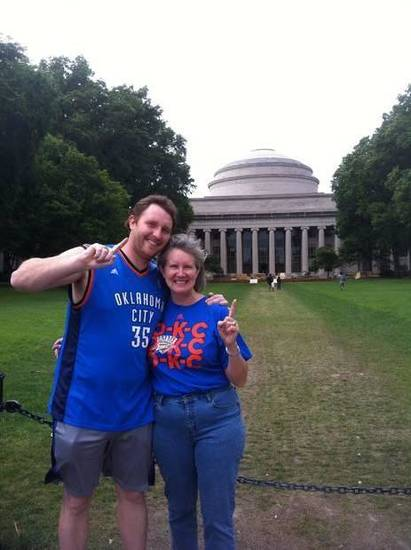 Thundering up at MIT