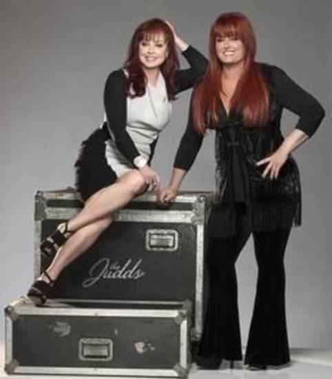 From left, Naomi and Wynonna Judd - Photo provided by OWN