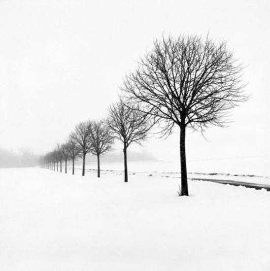 Black-and-white landscape photographs by Swedish artist Hakan Strand will be on view in October at Visions in the Paseo gallery.