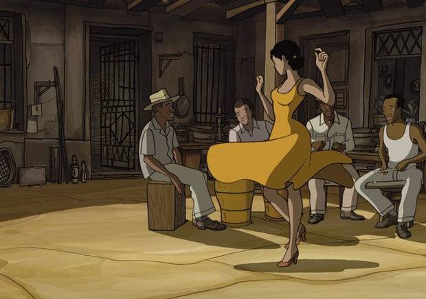 "The Spanish-language love story ""Chico & Rita"" is nominated for an Oscar for best animated feature film. GKids photo <strong></strong>"