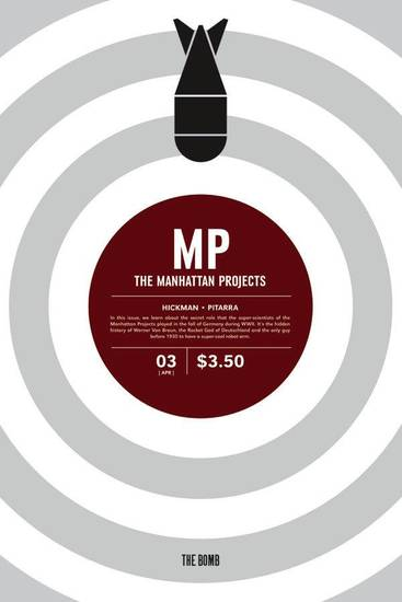 �Manhattan Projects� No. 3. Image Comics.