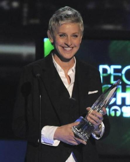 Ellen DeGeneres (AP Photo/Chris Pizzello)