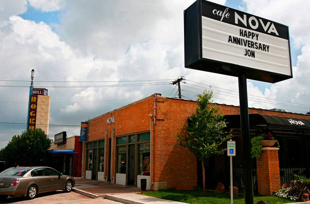 Cafe Nova has a special menu planned for New Year's Eve. <strong>CHRIS LANDSBERGER - THE OKLAHOMAN</strong>