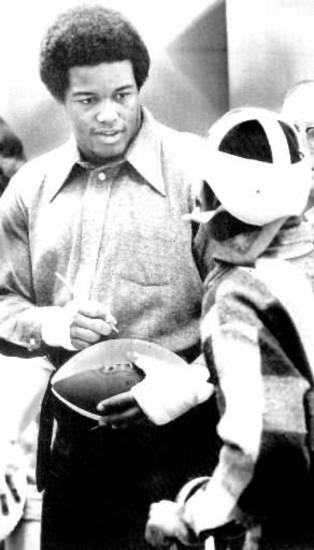 Former Oklahoma linebacker Rod Shoate was selected to the College Football Hall of Fame. OKLAHOMAN ARCHIVE PHOTO