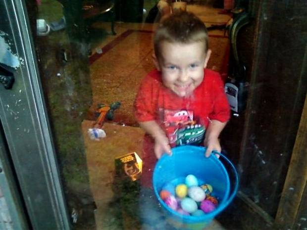 Dylan Terry, 4 The two boys died Sunday in an apartment fire. Photos provided