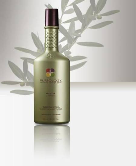 Pureology EssentialRepair shampoo with zerosulphate.