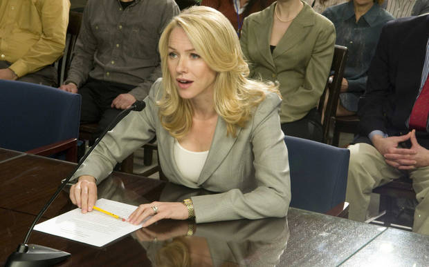 NAOMI WATTS stars in FAIR GAME.