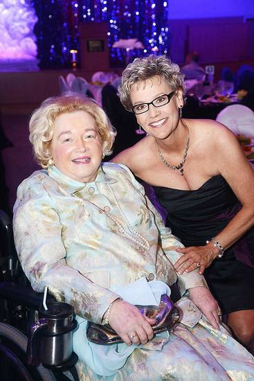 Jo Carol Cameron, Jan Peery. Photo by David Faytinger, for The Oklahoman
