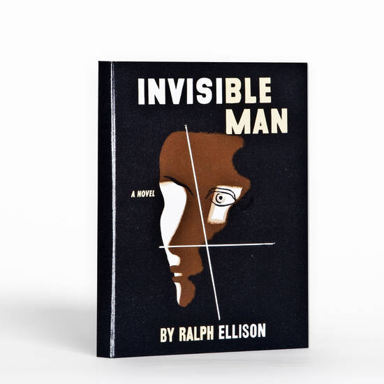 "Hide an e-reader like the iPad from view with a protective cover from Out of Print Clothing disguised like a classic book, such as ""The Invisible Man"" by Ralph Ellison. PHOTO PROVIDED. <strong>unknown</strong>"