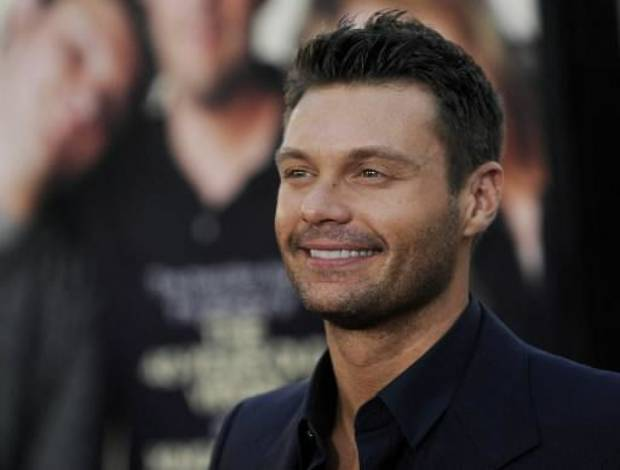 Ryan Seacrest (AP Photo/Chris Pizzello)