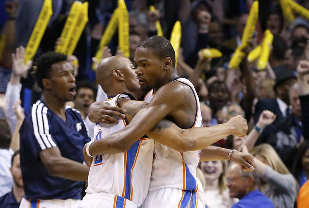Caron Butler's favorite teammate ever? Kevin Durant. (AP Photo/Sue Ogrocki)