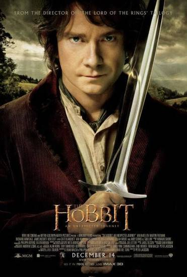 """The Hobbit: An Unexpected Journey"" premiered Friday in theaters nationwide. <strong></strong>"