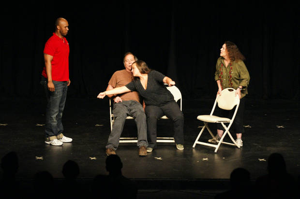 Long-running Oklahoma troupe Everybody and Their Dog will perform Saturday at the fourth annual Improv Festival Oklahoma. Photo provided. <strong></strong>