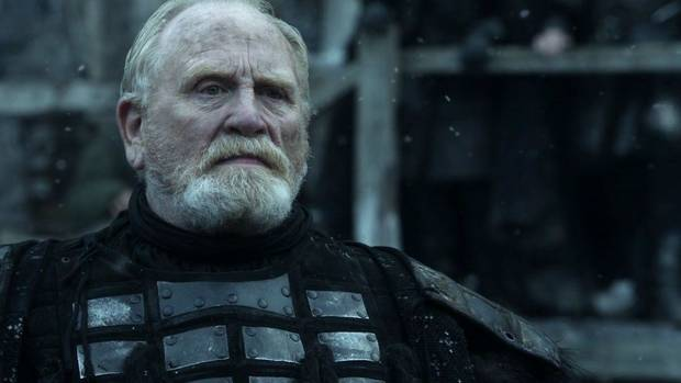 Jeor Mormont, may he rest in peace.