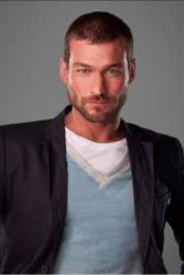 Andy Whitfield - Provided Phot