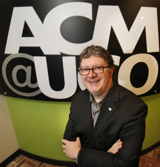 Scott Booker  CEO of ACM@UCO