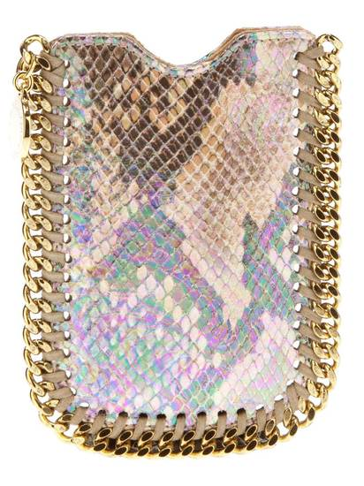For those who follow the Chinese zodiac, the year of the snake begins Feb. 10. Some ways to incorporate the symbol of the year into your wardrobe, with no harm done to any living creature include this Stella McCartney snake-print iphone case, $273.38 from Farfetch.com. (Farfetch.com via Los Angeles Times/MCT)