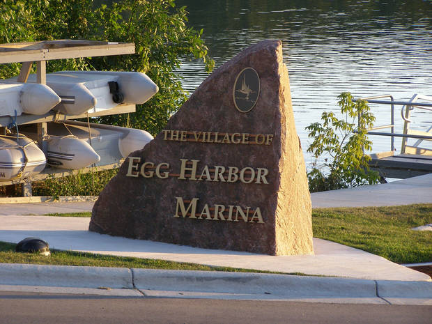 Door County is comprised of multiple small communities, such as Egg Harbor. <strong> - Amy Raymond, The Oklahoman</strong>
