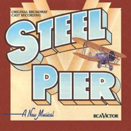 Steel Pier - Original Broadway Cast