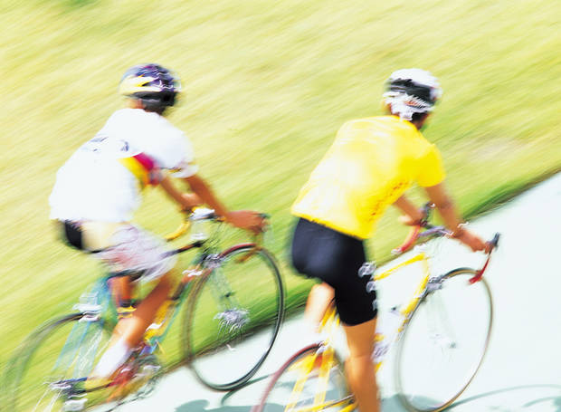 Blood doping refers to any illicit method of boosting the levels of red blood cells in an athlete's bloodstream.  Top cyclists have been accused of blood doping in the past and again recently.  Thinkstock photo. <strong>Photos.com</strong>