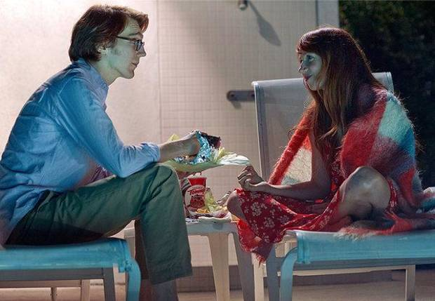 "Zoe Kazan, right, and Paul Dano co-star in ""Ruby Sparks."" Fox Searchlight Pictures photo <strong></strong>"