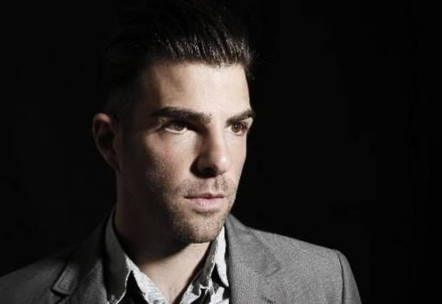 Zachary Quinto (AP)