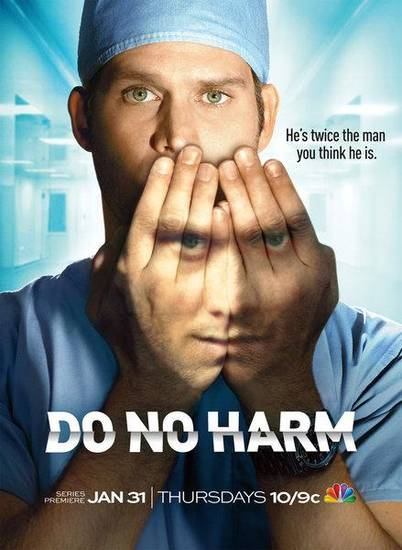"Steven Pasquale stars in ""Do No Harm."" - NBC Photo"