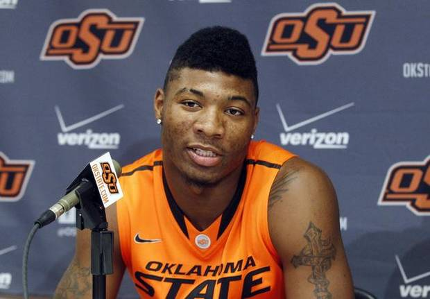 Source says not to fret rumors of Marcus Smart wavering on his decision to return to OSU.
