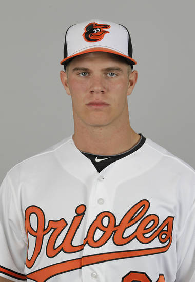 Dylan Bundy, Baltimore Orioles. 2012 file photo. (AP Photo/David Goldman)