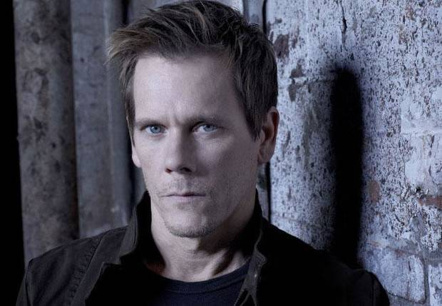 "Kevin Bacon stars in ""The Following."" - Fox Photo"