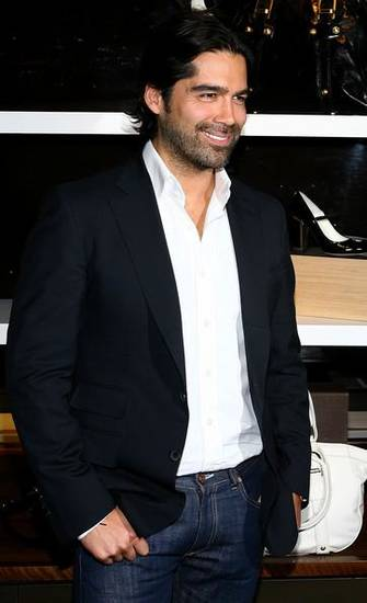 Shoe designer Brian Atwood