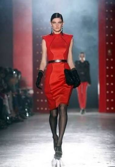 Jason Wu for fall 2012 at New York Fashion Week. AP PHOTO