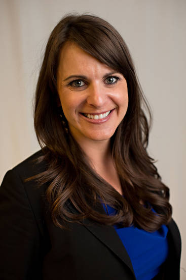 Stacey Pezold is executive vice president of operations for Paycom. <strong>Christian Sangree</strong>