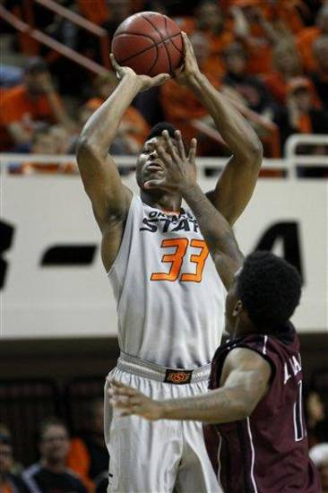 Cowboys freshman Marcus Smart: a midseason All-American