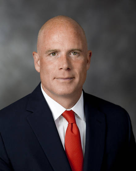 SandRidge Energy Inc. CEO James Bennett <strong> - provided</strong>