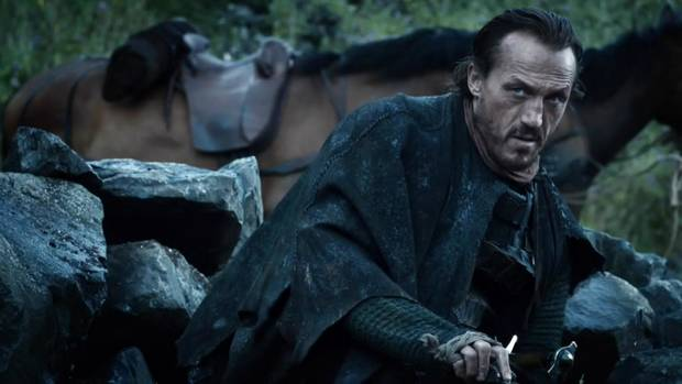 Bronn: The definition of a sellsword.